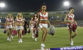 Kings1X Punjab Cheerleaders