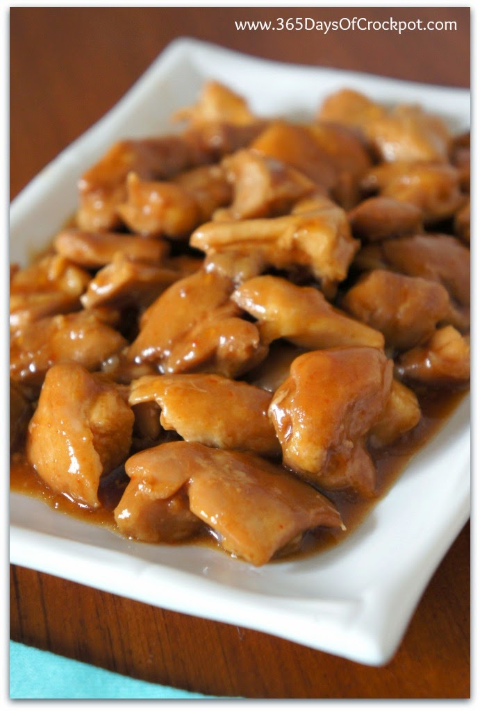 crockpot caramel chicken recipe #easydinner #slowcookerrecipe #crockpotrecipe #chicken