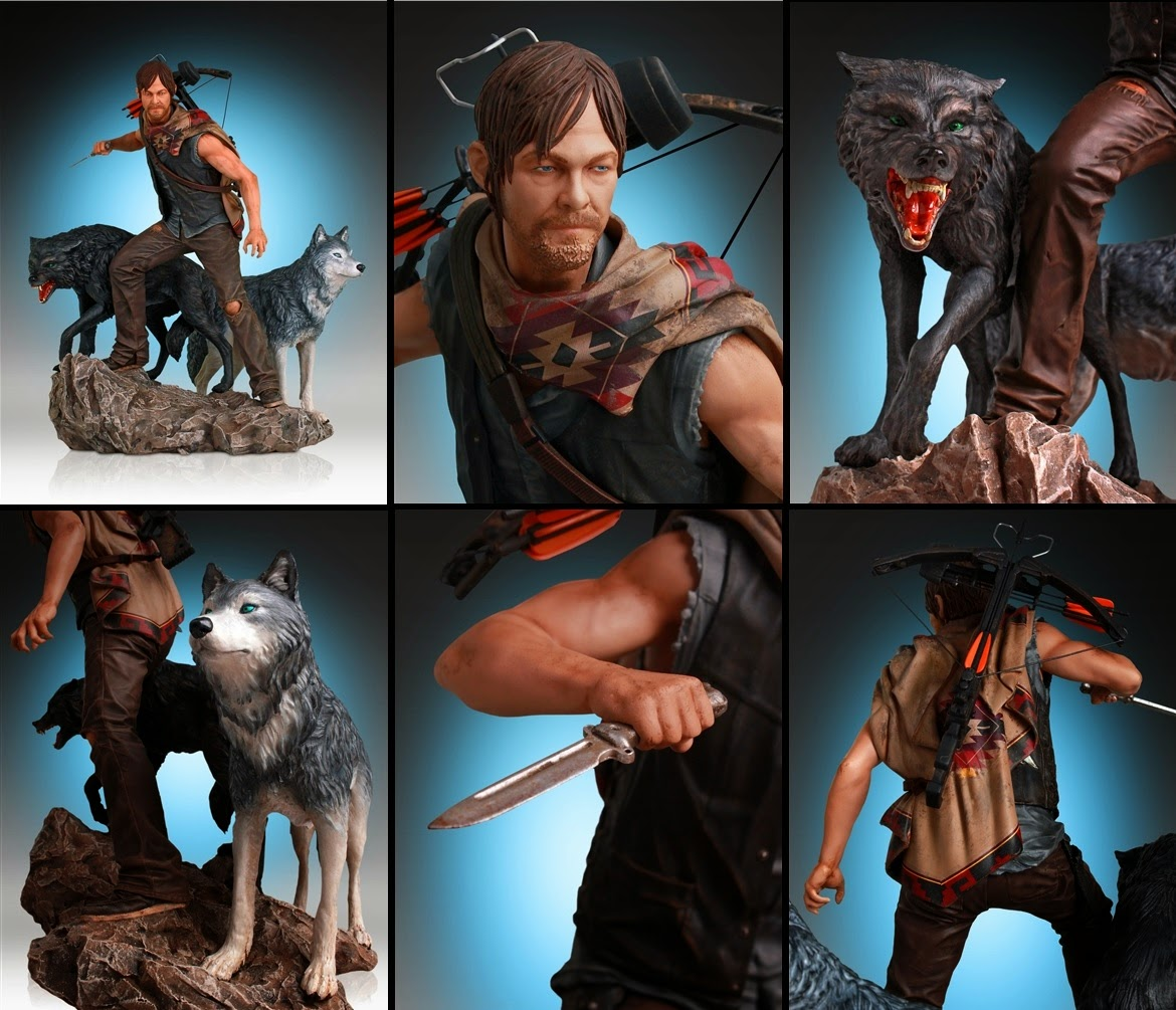 Daryl and the Wolves