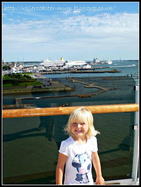 Cunard Southampton