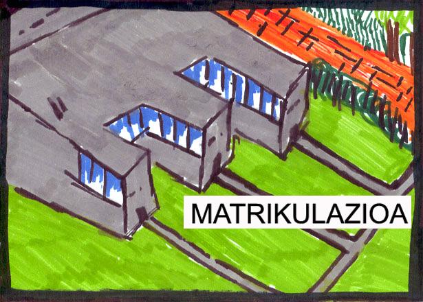 MATRIKULAZIOA