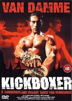 Jean Claude Van Damme Kickboxer