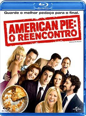 Filme Poster American Pie: O Reencontro BDRip XviD Dual Audio & RMVB Dublado