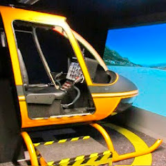 Bell 206 Simulator in Vienna