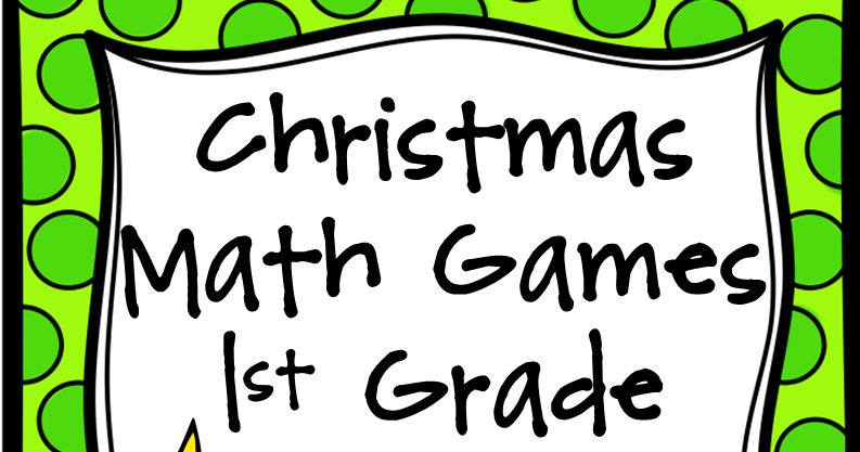 Fun games 4 learning christmas math fun for Cool christmas math games