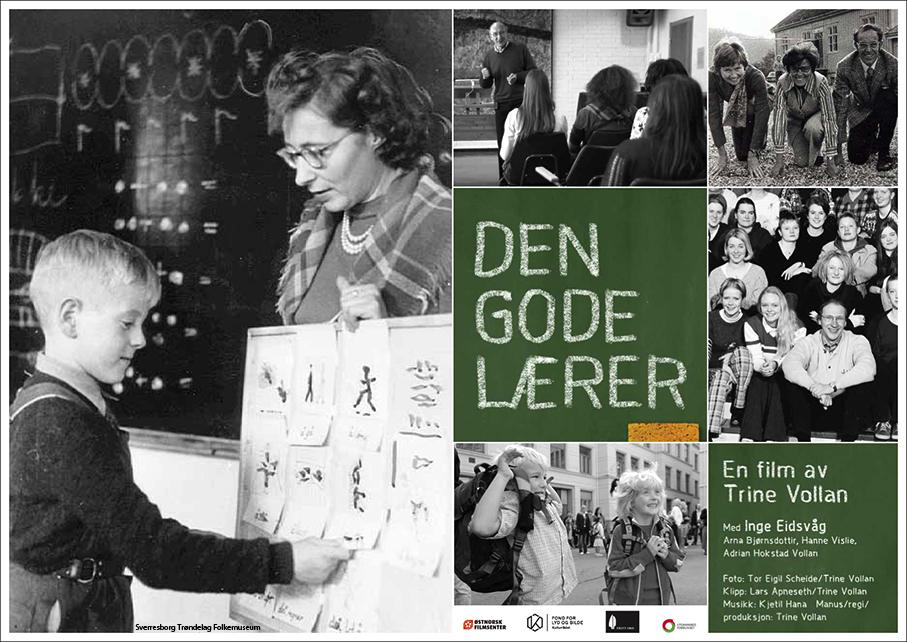 DEN GODE LÆRER - dokumentarfilm