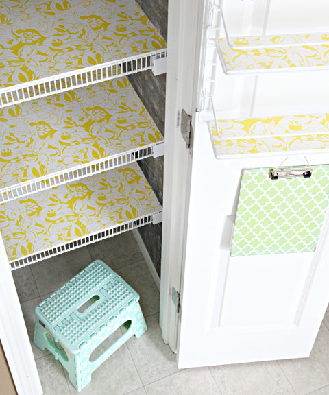 Iheart organizing kitchen pantry update part 1 so now we are left with a blank slate after day one of removing all of the contents lining the shelves and wiping everything down workwithnaturefo