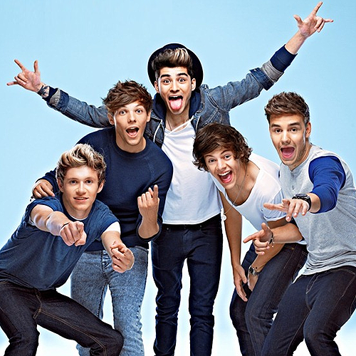 One Direction Funny Group Pictures Opowiadanie o O...