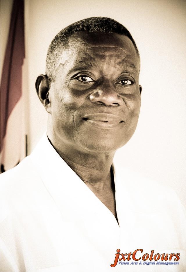H. E. Prof. John Evans Fiifi Atta-Mills