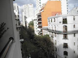 Vista da Calle Posadas