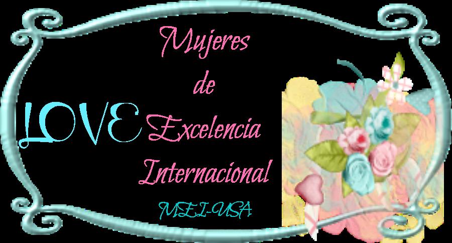 MUJERES DE EXCELENCIA INTERNACIONAL     MEI-USA