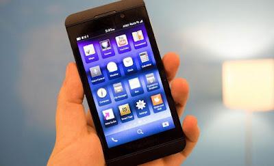 Pakai Andaroid, Blackberry Masih Percaya Sama OS Sepuluh