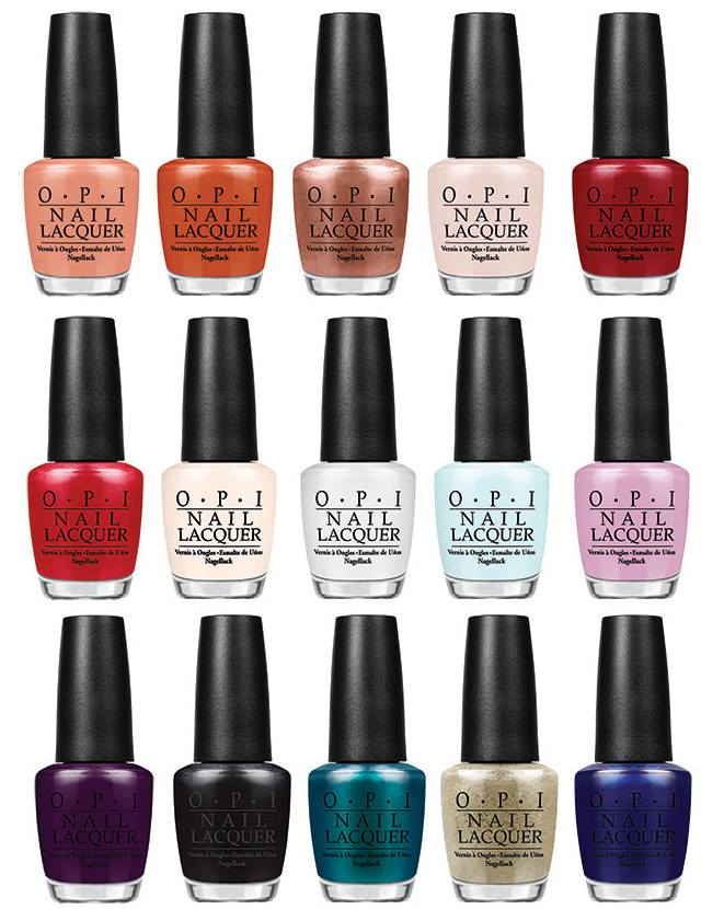 OPI Venice Fall/Winter 2015 Collection - with swatches! | Beauty ...