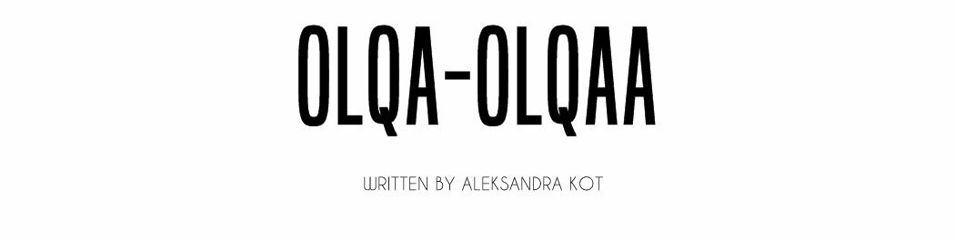 Olqa Blog