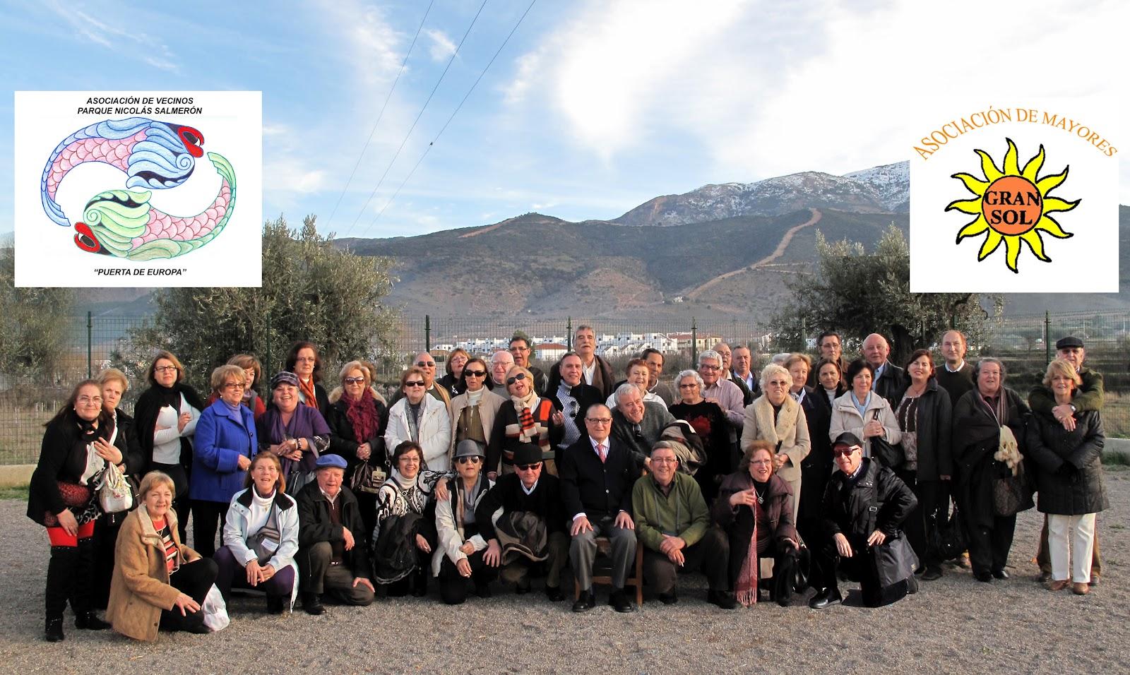 Guadalquivir nace en almeria 1 excursion turistica al - Puerta europa almeria ...