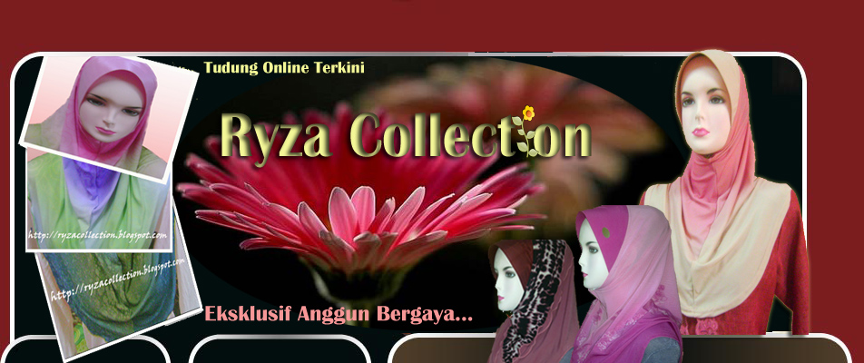 Tudung dan Baju Kurung | Ryza Collection