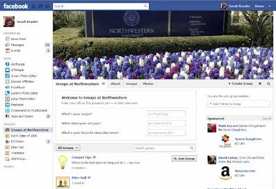 Grupos para Escuelas y Universidades en Facebook
