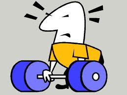 gym-pesas-agarre-como tener musculos-rutina