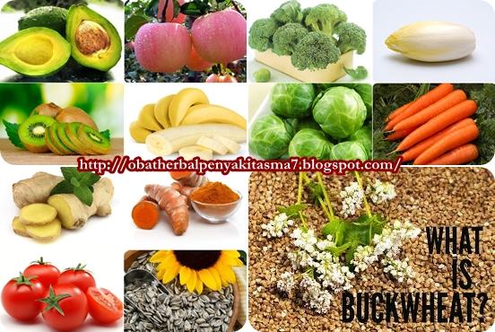 Makanan Yang Baik Untuk Penderita Asma