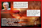 Gabriel Garcia Marquez-Mensagens e Frases