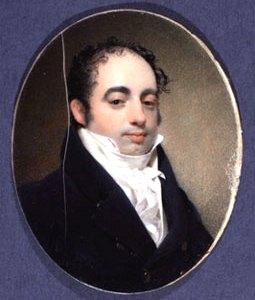 Retrato de Bernardino Rivadavia