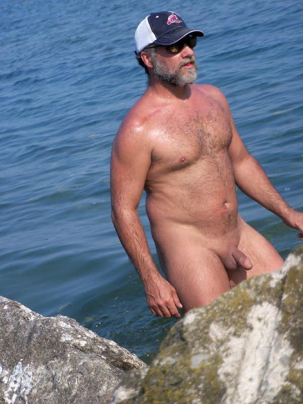 Nude Beach Men Spy Cam