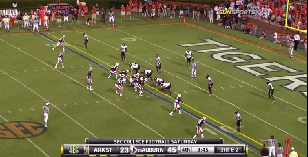 Offensive Break Down: The Auburn Offense