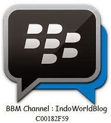 IndoWorldBlog Channel