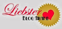 """The Liebster Blog Award"" Награда Блогу Вся палитра впечатлений"