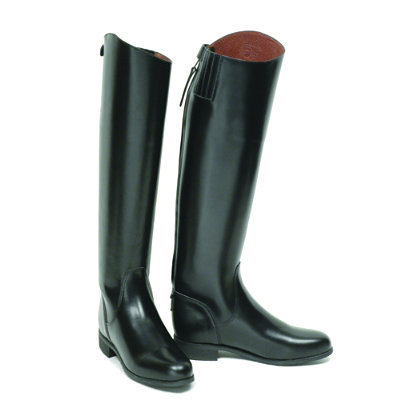 Ladies Dress Boots Zipper2