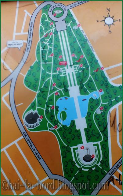 harta parc carol
