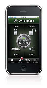how to start your car with your phone