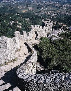 Castelo dos mouros Sintra