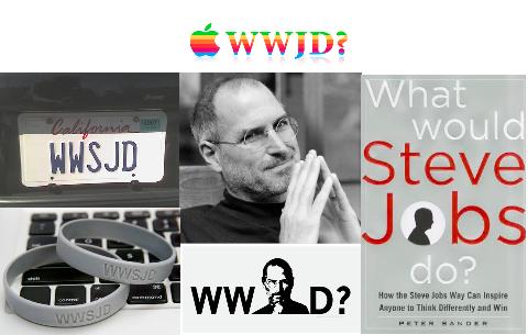 Steve Jobs, More G-dlike Than G-d?