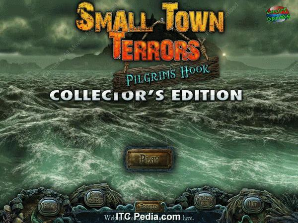 Small Town Terrors Pilgrims Hook Collector's Edition