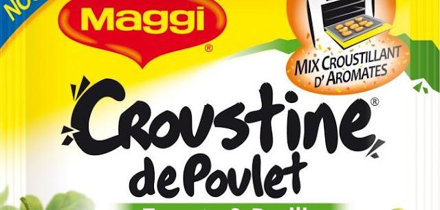 Vite Échantillons gratuits de CROUSTINE de Poulet MAGGI Tomate & Basilic