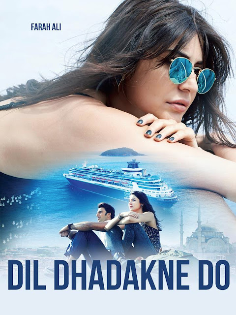 Dil Dhadakne Do 2015 DVDRip 720p Subtitle Indonesia
