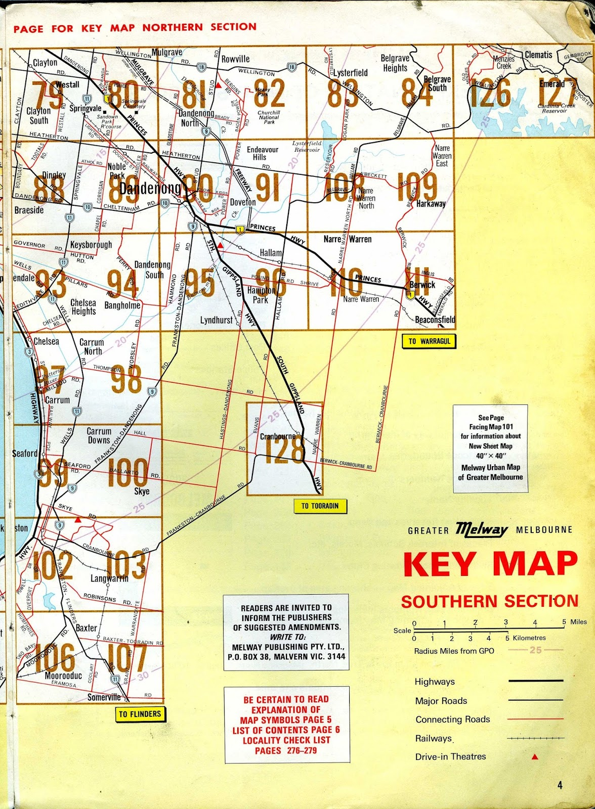 page Card maps 111 -