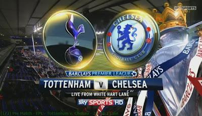 Prediksi Pertandingan Tottenham vs Chelsea 20 Oktober 2012