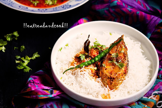 fish curry recipe with curry leaves