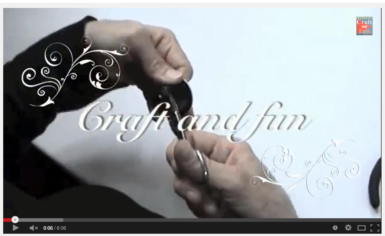 Video tutorial per realizzare una rosellina con le capsule nespresso