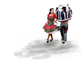 Im  Genes Baile Tradicional Chileno  La Cueca
