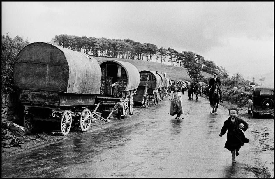 Ирландские кочевники.