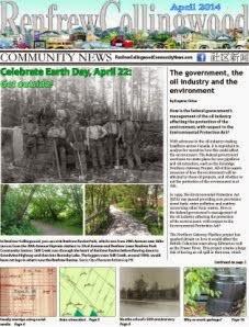 April 2014 RCC News