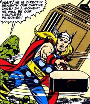 Journey into Mystery #83, Thor, Stone Men from Saturn