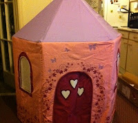 fairy princess tent