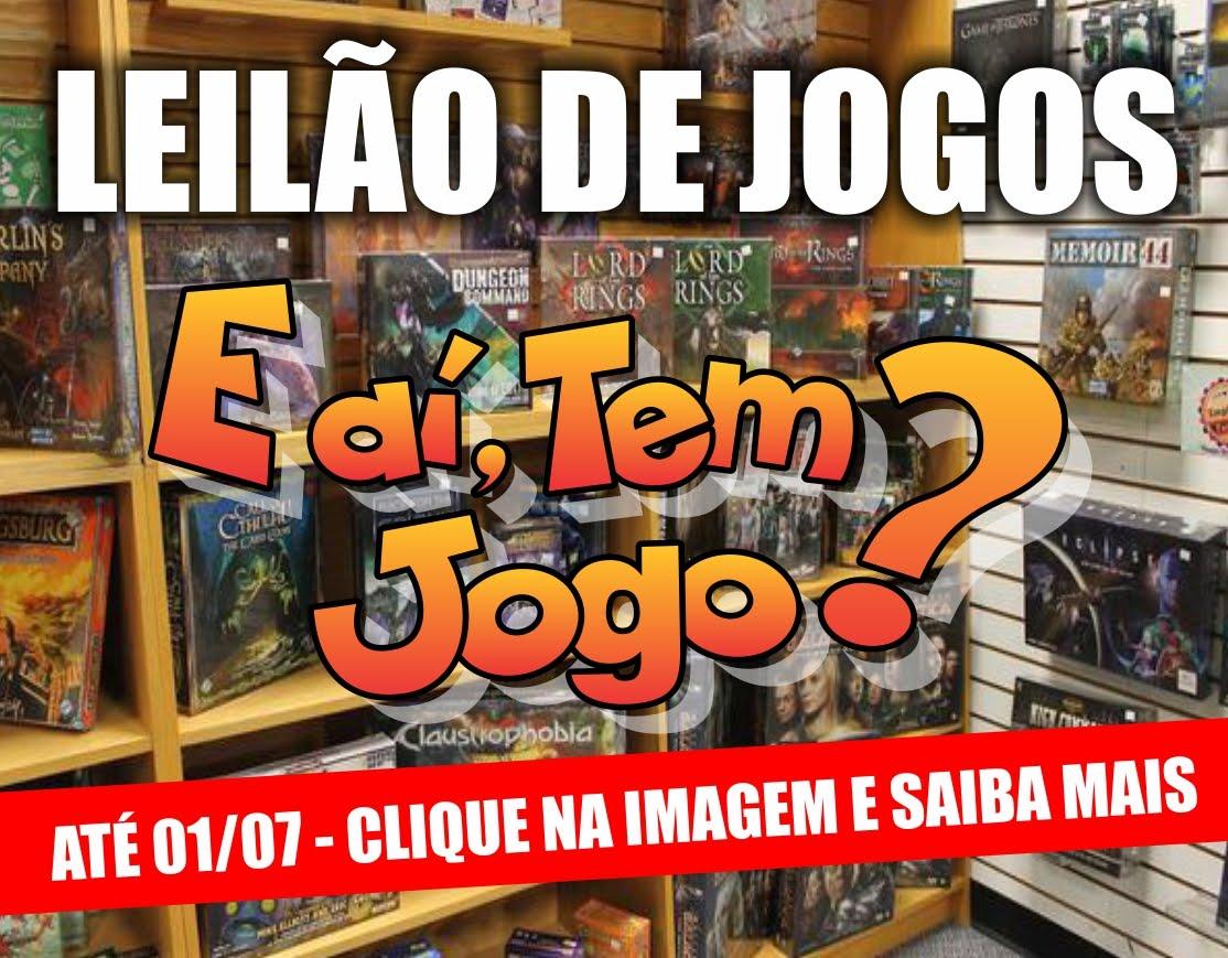 LEILÃO :