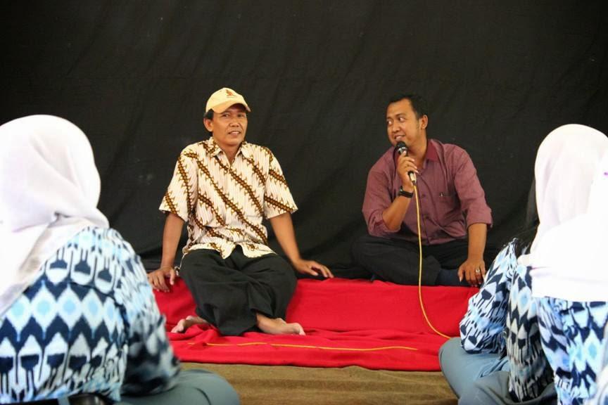 Diskusi Bareng dengan Kang Budi Maryono