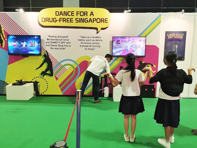 Singapore Anti-Drug Abuse Carnival 2015 - Game Booths 2