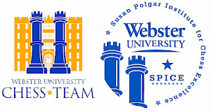 2013-2014 Webster University Chess Team